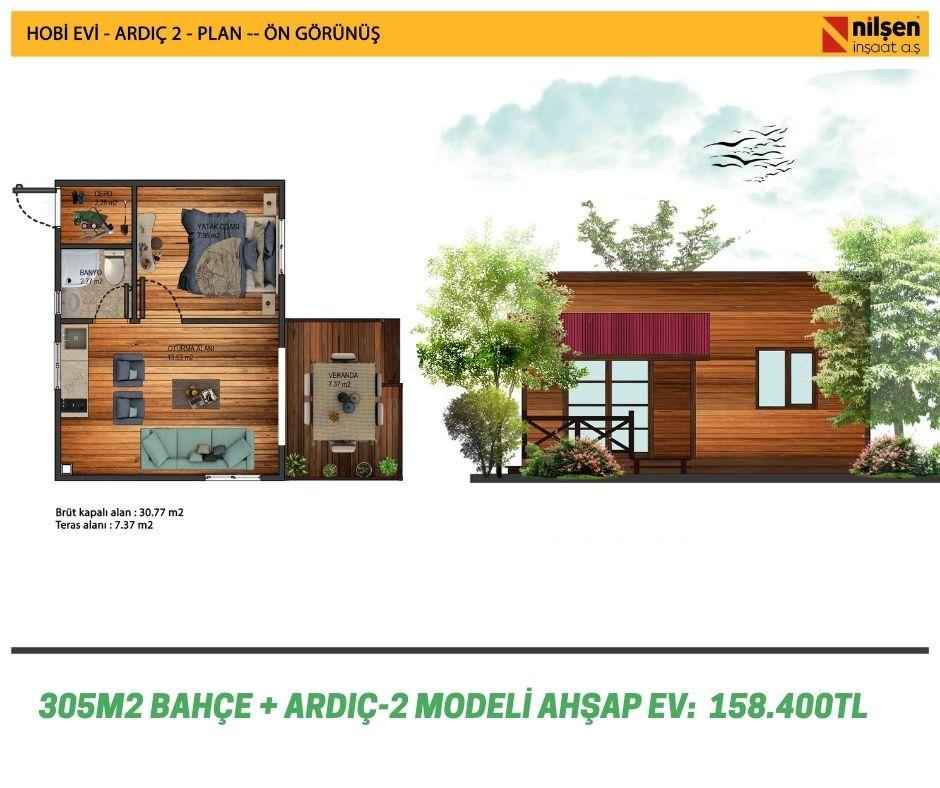 Hobi Evi Ardıç-2